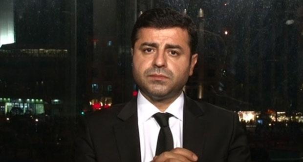 Selahattin Demirtaş'a suikast girişimi