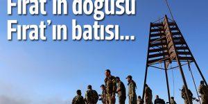 """ABD, Ankara ve Kürtler: """"Fırat'ın  doğusu"""", """"Fırat'ın batısı""""…"""