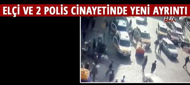 Taksi şoförü sivil polis çıktı… İşaret verince ateş açtılar