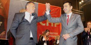 CHP Sarıyer'de başkan Mehmet Deniz