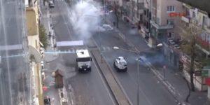 Diyarbakır'da olaylı gün : 2 ölü