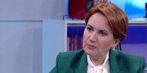 Meral Akşener'den Bahçeli'nin Gülen figürü göndermesine yanıt