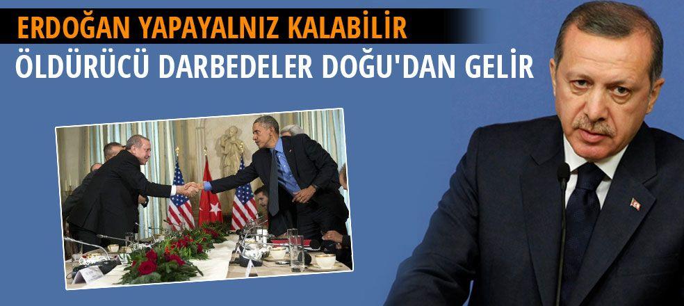 Erdoğan yalnız kalabilir
