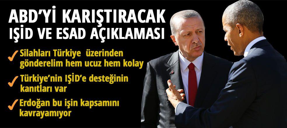 ABD'yi karıştıracak açıklama: Silahları Türkiye'den gönderelim