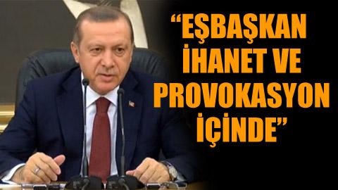 Erdoğan'dan Demirtaş'a sert sözler!