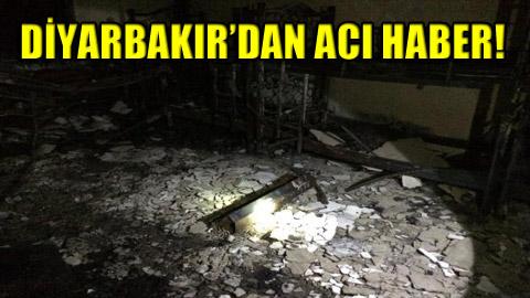Kuran kursunda yangın: 6 çocuk öldü