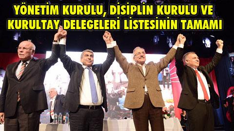 İşte CHP İstanbul İl Başkanı.