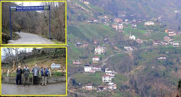 İlk lazca köy ismi.