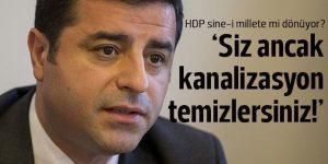 Demirtaş açıkladı: HDP sine-i millete mi dönüyor?