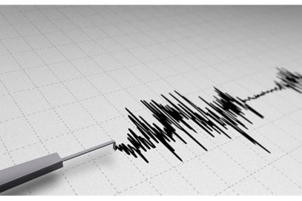 İstanbul'da deprem.