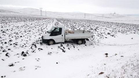 Meteoroloji uyardı: Yoğun ve kuvvetli kar