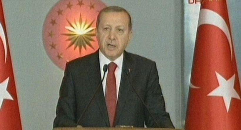 Erdoğan: Suriye kökenli
