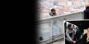 Köprüdeki intihar olayında, has yandaş iş sahibi de oldu… Hem de bakın nerede