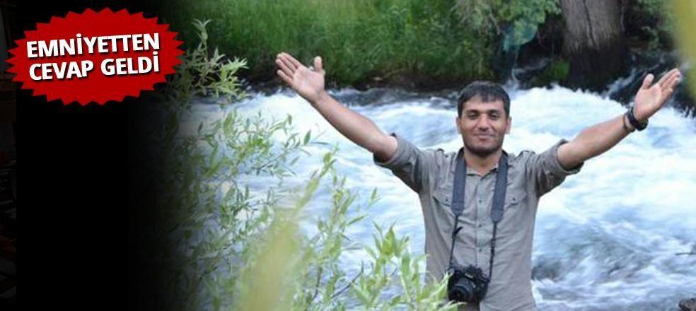 DİHA: İşkence edilerek gözaltına alınan muhabirimiz nerede?
