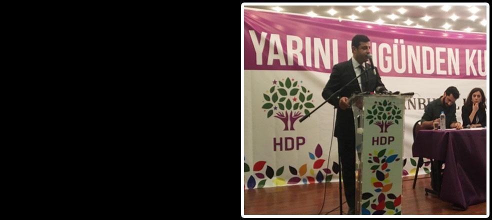Demirtaş'tan Beyaz Show'da konuşan 'Ayşe öğretmen' açıklaması