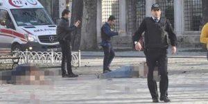 Sultanahmet Meydanı'daki patlama dünya basınında