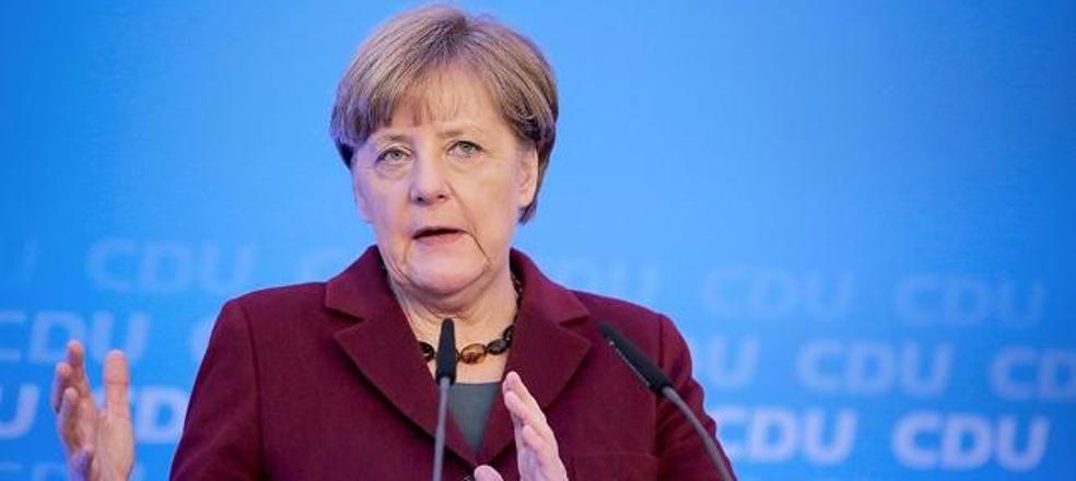 Almanya'dan ilk açıklama Merkel'den geldi