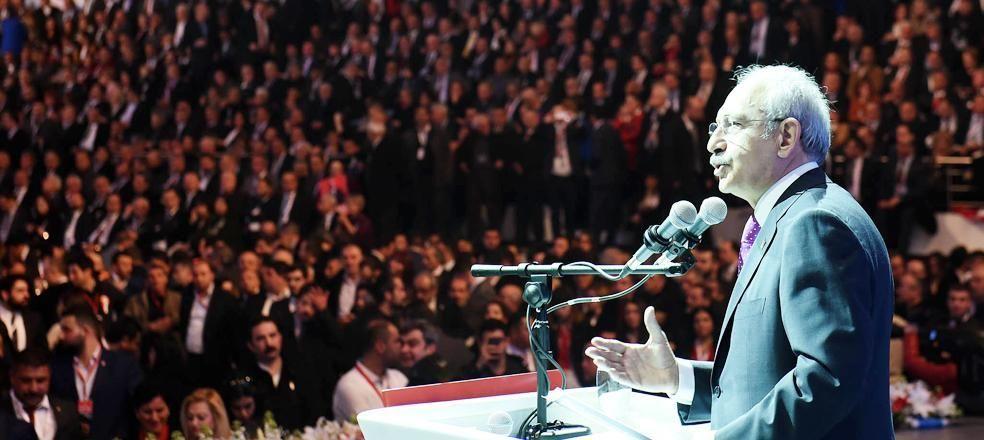 Balbay yeterli sayıya ulaşamadı, Kılıçdaroğlu tek aday