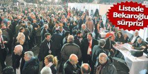 CHP'de PM listesi açıklandı