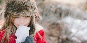 Uzmanlar uyarıyor: Sakın kar yemeyin