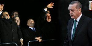 Erdoğan'dan çözüme 17-25 Aralık şantajı