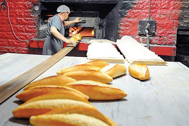Sarıyer'de ekmeğe de zam geliyor!