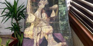 İstanbul'da Picasso'nun eseri kurtarıldı: 8 milyon dolara satacaklardı