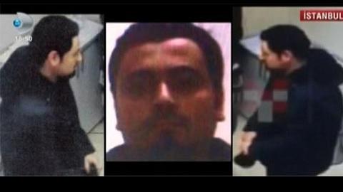 İşte Sultanahmet bombacısının görüntüsü