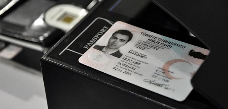 Yeni kimlik kartları hazır!