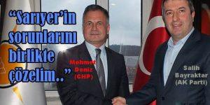 CHP'den AKP'ye çağrı!