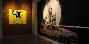 Banksy'nin Karaköy sergisinden haberi var mı?