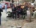 Kilis'te bir okulda patlama