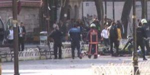 Sultanahmet Meydanı'nda patlama!