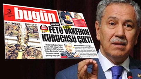 AKP medyası Arınç'ın dosyasını açtı!