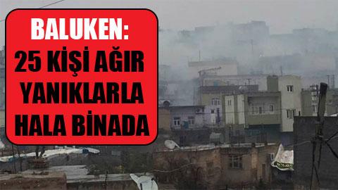 'Cizre'de 9 kişi öldü'