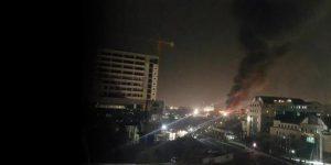 Başkent'te patlama… Vali: İlk belirlemelere göre 5 kişi hayatını kaybetti