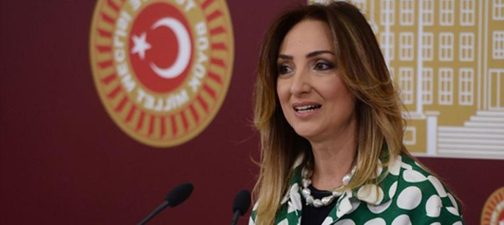 Aylin Nazlıaka'ya ihraç istemi