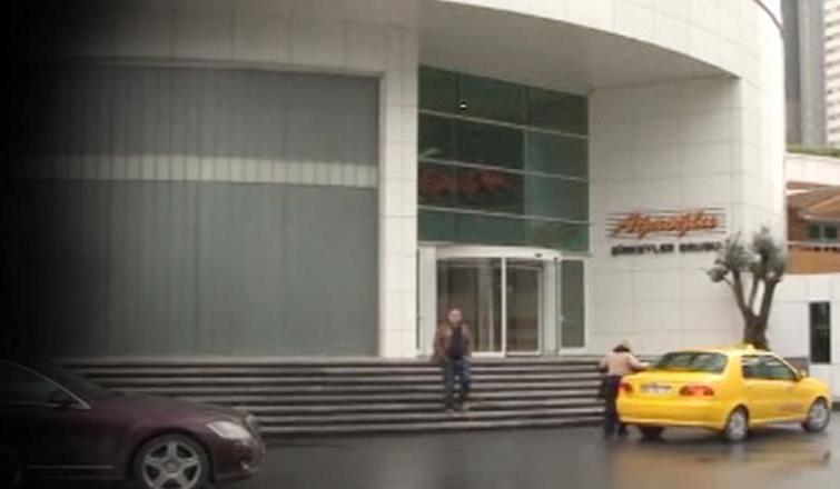 Ağaoğlu'nun CEO'suna bak!.. Mimar Odası'na terörist dedi