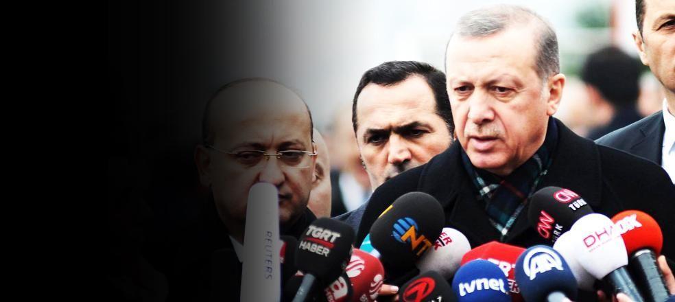 Erdoğan'ın hedefi 'savaşa hayır' diyenler: Kuduruyorsunuz