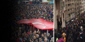 Artvin'de abluka… Binlerce yurttaş, Vali'nin evinin önünde haykırdı