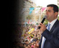 Demirtaş: Ey Davutoğlu, tarih seni 2 kelimeyle yazacak
