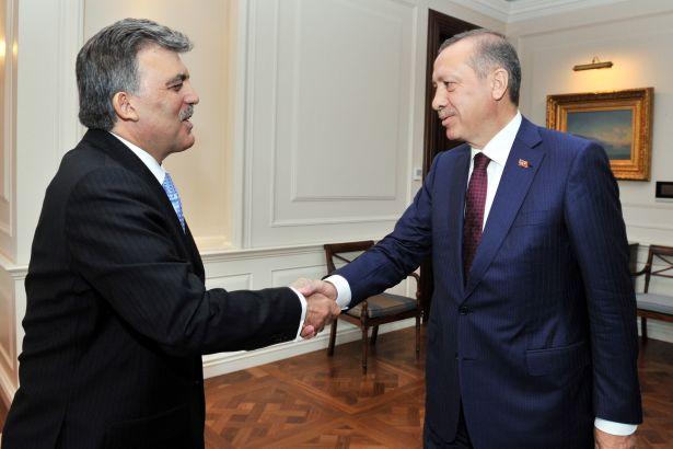Gül-Erdoğan trafiği