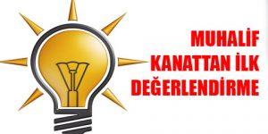 AKP çalkalanıyor!