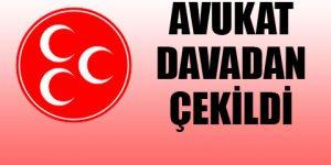 MHP'de Genel Merkez'e şok