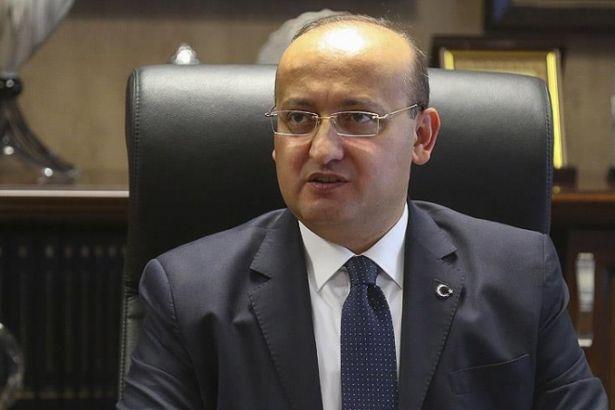 Yalçın Akdoğan konuştu.