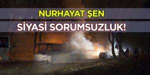 Ankara'nın siyasi sorumluluğu!
