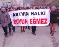 Artvin halkı Cerattepe'ye yürüyor!