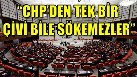 CHP ve HDP Erdoğan'ı uyardı