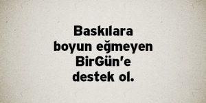 BirGün'e üye ol, destek ol