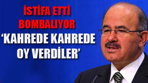 AKP kurucusundan olay sözler